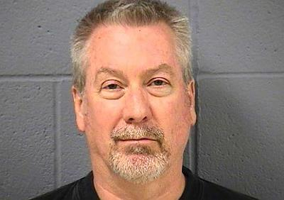 Drew Peterson booking photo