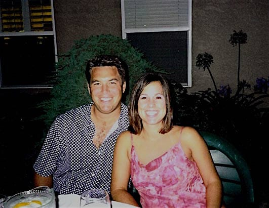 Scott and Laci Peterson. Handout.