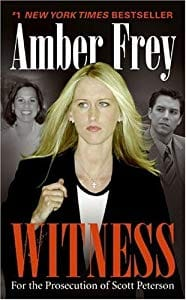 cover of Witness by Amber Frey
