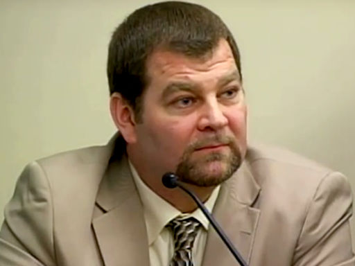 Clay Starbuck testifying. Source YouTube.