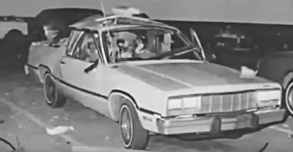 John Gentry's Car After Bomb Exploded. Source Death Row Stories