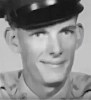 Sergeant James Goodyear. First husband of Judy Goodyear / Buenoano. Source: Death Row Stories.