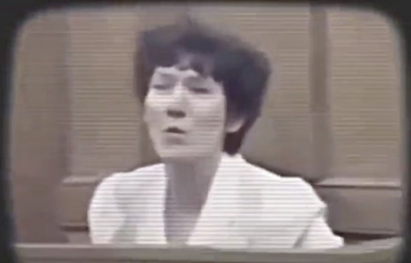 Judy Buenoano testifies, You don't know what happened on that canoe! Source: Death Row Stories