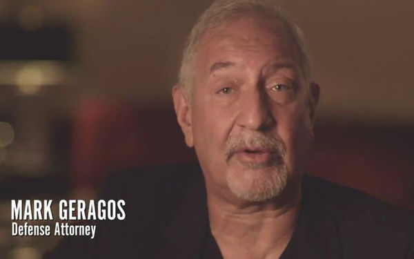 Mark Geragos Source: The Murder of Laci Peterson