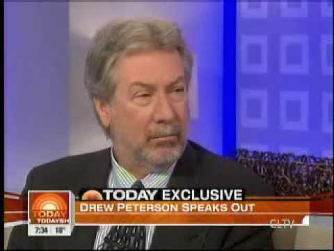 Drew Peterson on Today Show